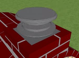 Монтаж металлической трубы