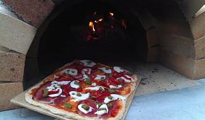 Пицца и печь