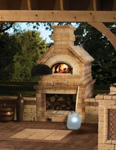 Террасная печь для пиццы